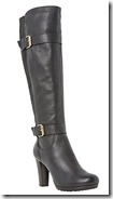 Dune Social Knee High Leather Boot