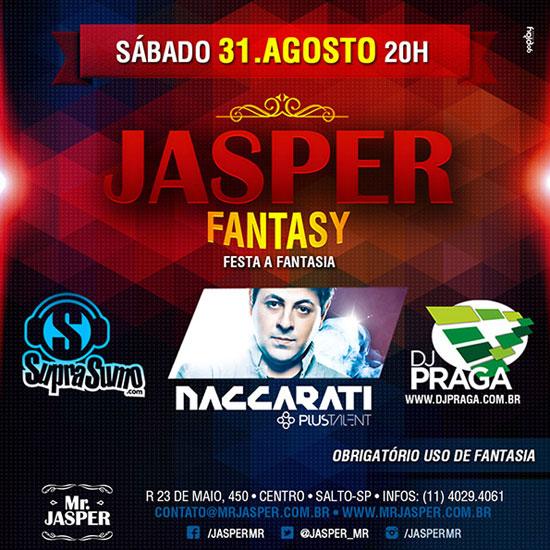 Festa a fantasia Jasper Fantasy