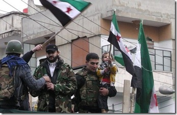 Support the Free Syrian Army
