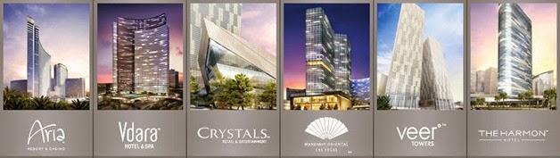 City Center Buildings