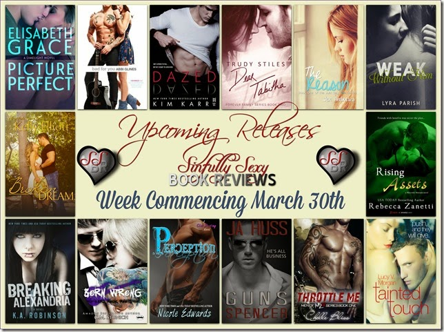 upcoming releases march 30