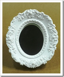 espelhinho provençal oval