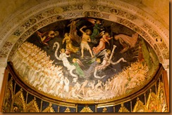 Salamanca last judgement
