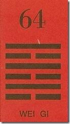 I Ching 64 Wei Chi Antes da Conclusao