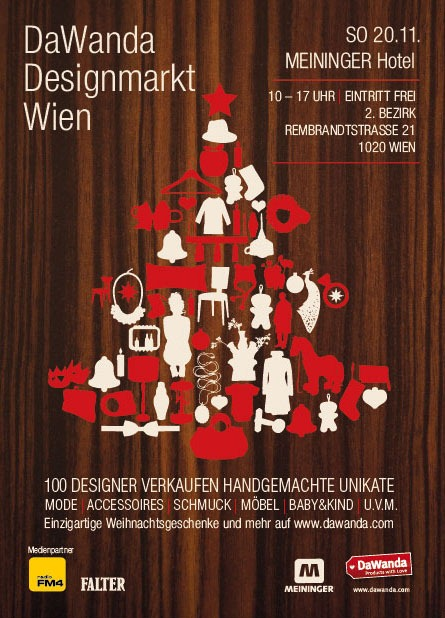 Designmarkt Wien_Flyer