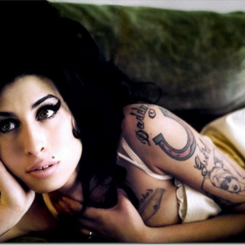 Amy Winehouse morreu