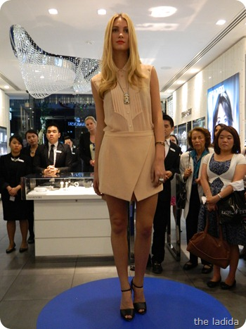 Swarovski and Harpers Bazaar - Resort Trends 2013 - Westfield Sydney  (9)