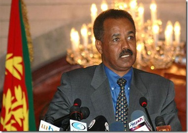 Afewerki famine Eritrea Somali
