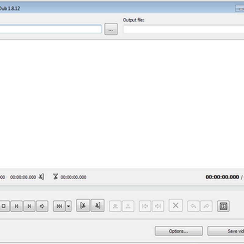 ตัดวีดีโอส่วนที่ไม่ต้องการออก เพียงไม่กี่คลิี๊กด้วยฟรีแวร์ Free Video Dub
