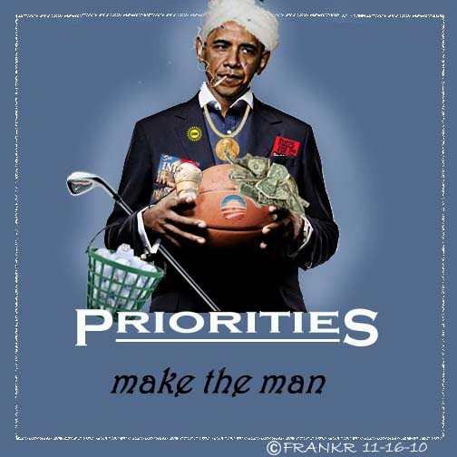 Obama priorities 