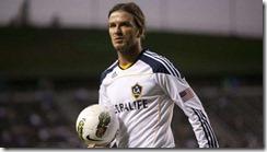 Beckham el futbolista mejor pagado del mundo