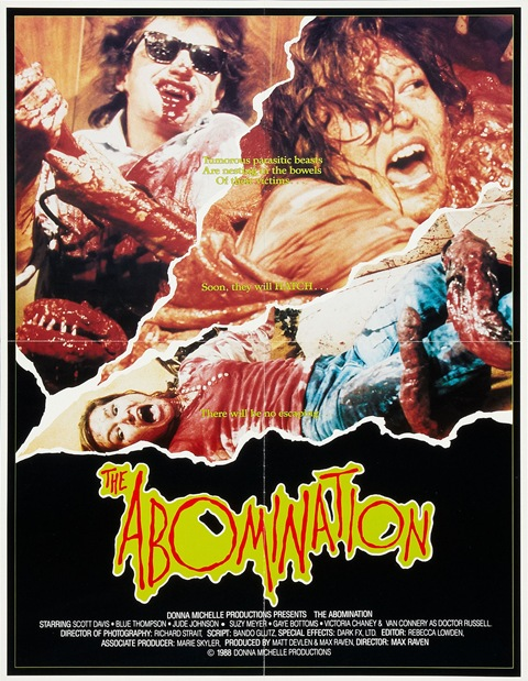 Abomination 1986 01