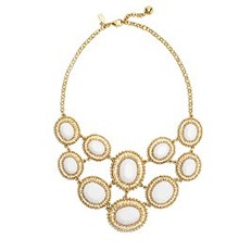 KS - spotlight bib necklace