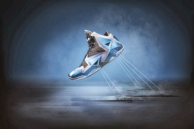 nike lebron 11 gr gamma blue 9 07 nikeinc Release Reminder: Nike LeBron XI Gamma Blue Collection