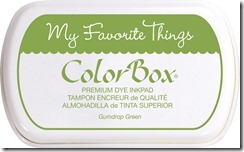 MFT-Gumdrop Green