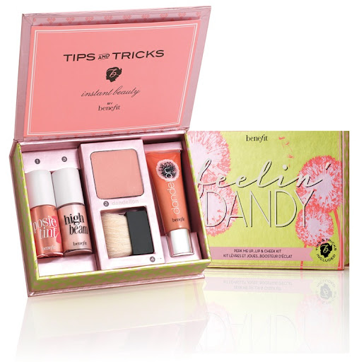 Benefit Christmas Gift Sets | Strawberry Blonde