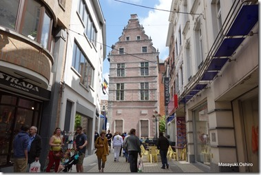 Basiliekstraat