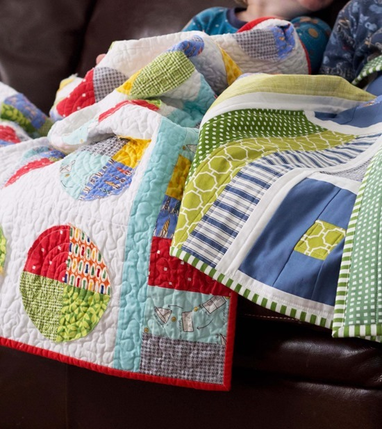 Quilts from Growing Up Modern