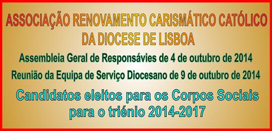 Ass. RCC Diocese Lisboa