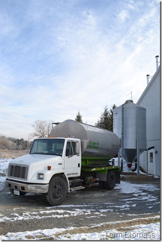 Froling P4 Silo Filling 6