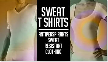 sweat proof t shirt