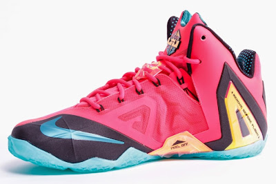 nike lebron 11 ps elite hero 1 03 Hero Nike LeBron 11 Elite is Just One Week Away