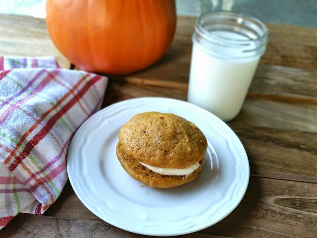 Pumpkin Gobs (aka Whoopie Pies)