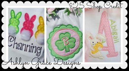 Ashlyn Grace Designs Credit