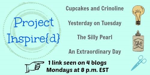 Project Inspired Link Party