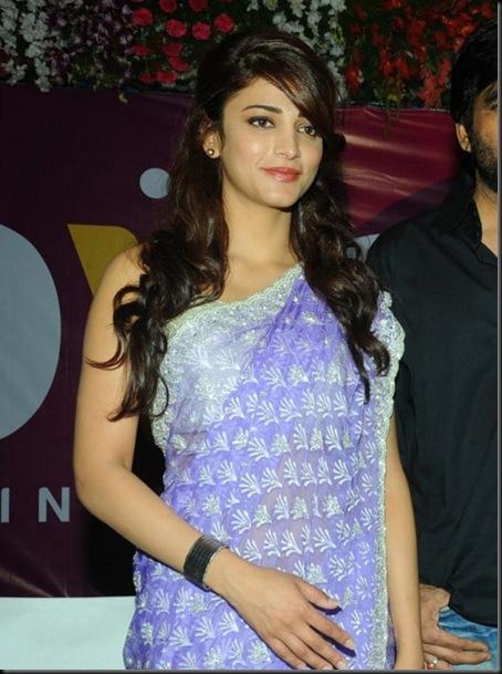 Actress Shruti Hassan Latest Cute Stills (6)