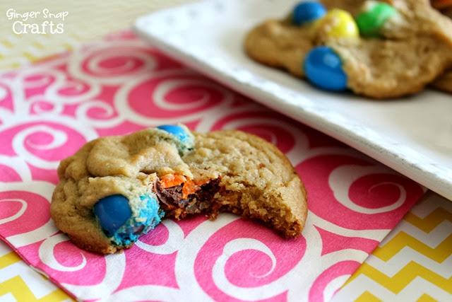 #BakingIdeas #peanutbutter #cbias #shop GingerSnapCrafts.com