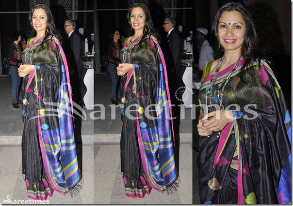 Black_Designer_Silk_Saree