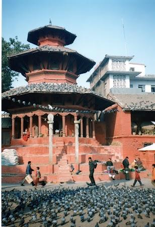 Imagini Nepal: Durbar Square Kathmandu