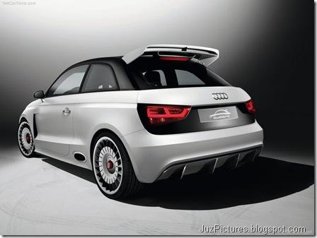 Audi A1 clubsport quattro Concept 6