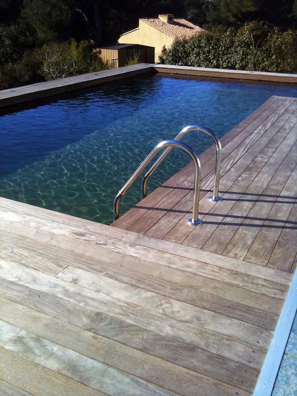 Piscinier entreprise piscine bois modern pool france for Entreprise piscine