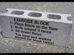 Exercise Block