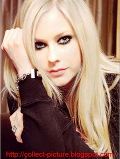 avril lavigne style hairstyles