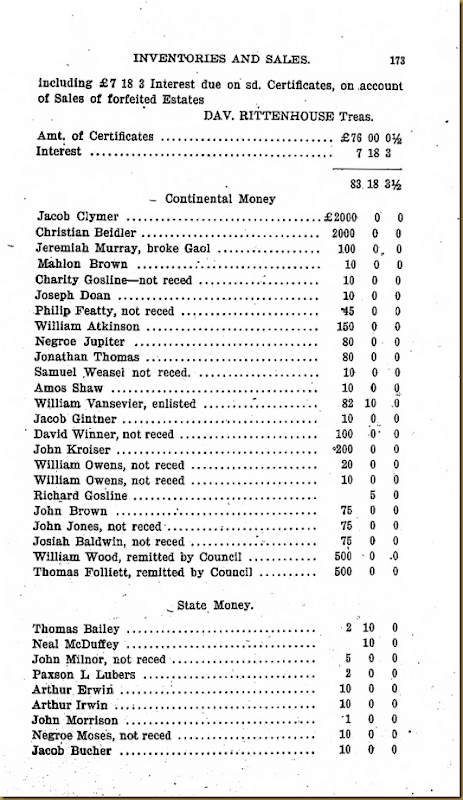 Arthur Irwin Series 6 Volume XII page 173