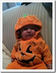 AL's first Halloween