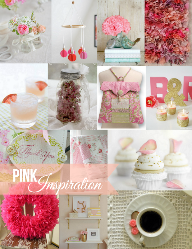 Pink Inspiration Breast Cancer Awareness Month via homework | carolynshomework.com