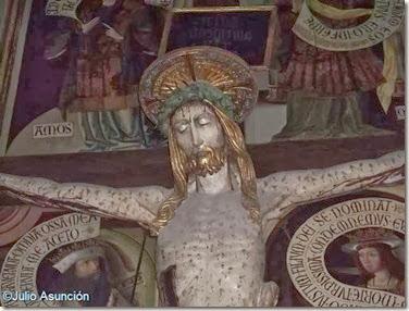 Cristo de  Caparroso