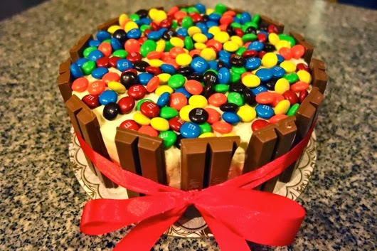 Easy Kitkat Cake Recipes