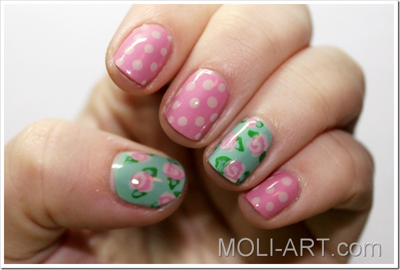 manicura-rosas-vintage