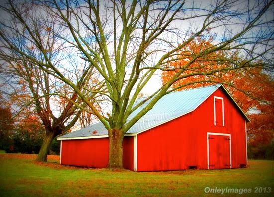 Red barn2 2013