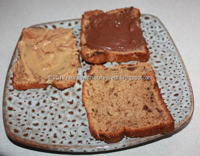 Cinnamon Dried Fruit Bread - Bread Mix - day 10