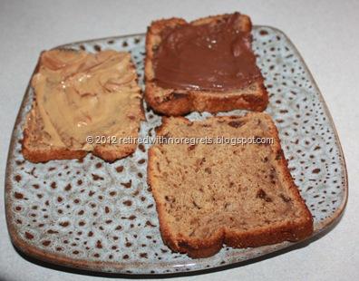 Cinnamon Dried Fruit Bread - Bread Mix - day 10
