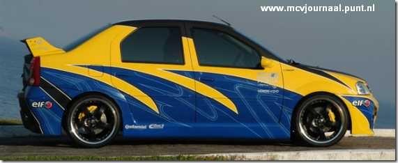 Extreem Dacia Tuning 02