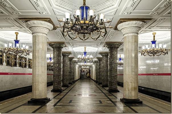 24 stations de métro stupéfiantes (12)