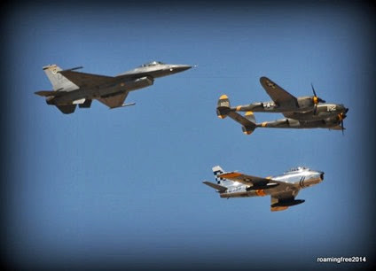 3 Fighter Jets