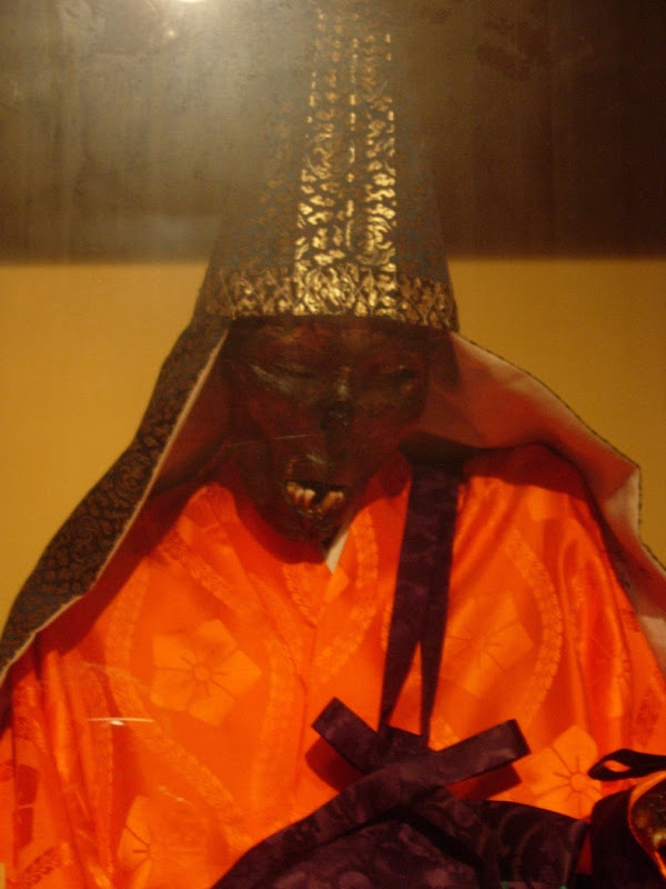 Sokushinbutsu1%25255B3%25255D - Sokushinbutsu: The Bizarre Practice of Self Mummification - Weird and Extreme